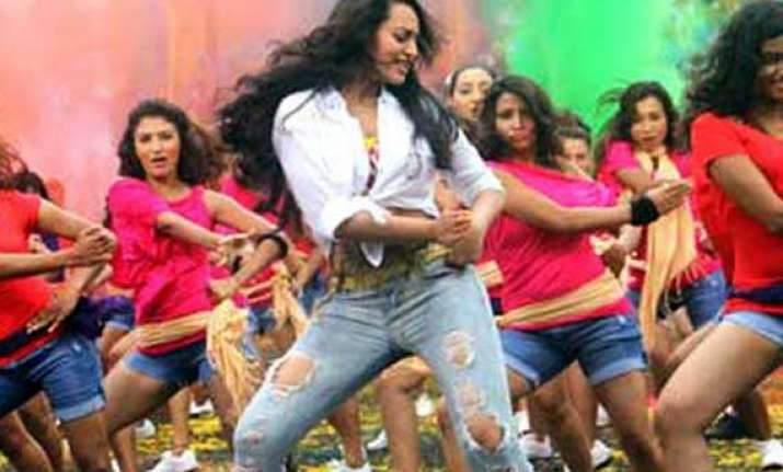 sonakshi not an ideal dance teacher