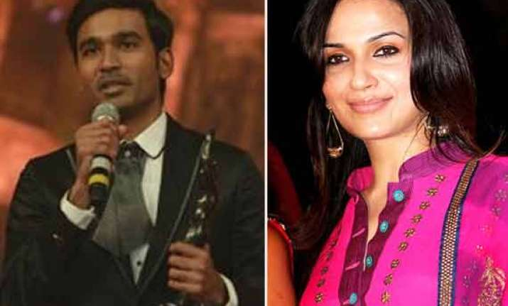 soundarya hopes to work with brother in law dhanush