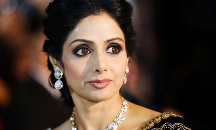 sridevi excited to perform after 20 year gap