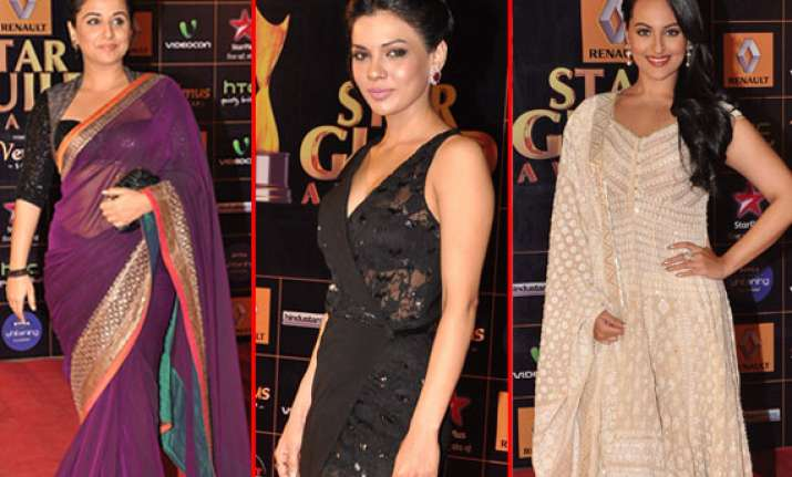 stars glittered at guild awards 2013 know the winners