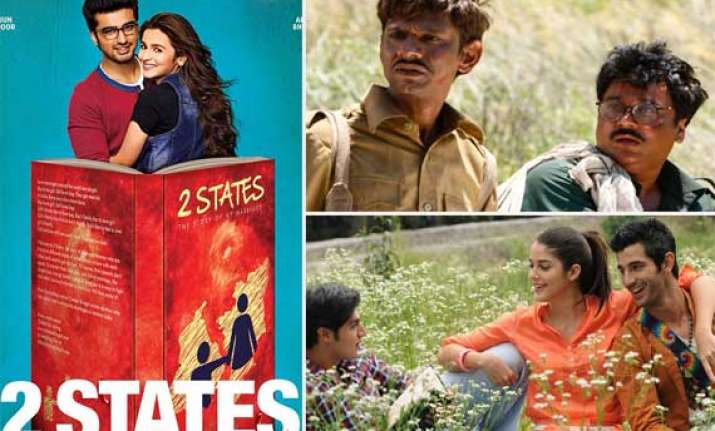 2 states collects rs 94.83 cr in seventeen days kya dilli