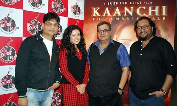 subhash ghai releases kaanchi anthem