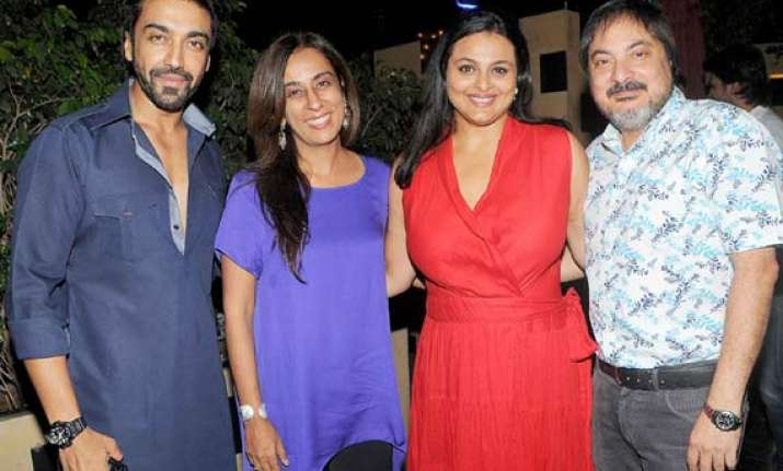 ek mutthi aasmaan success party see pics