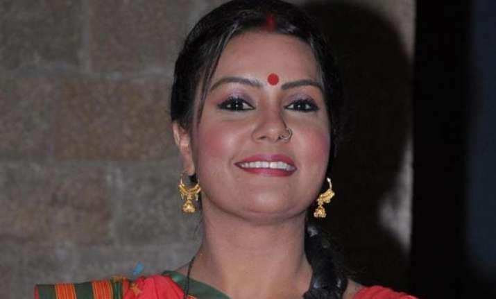 sucheta khanna turns comic villain