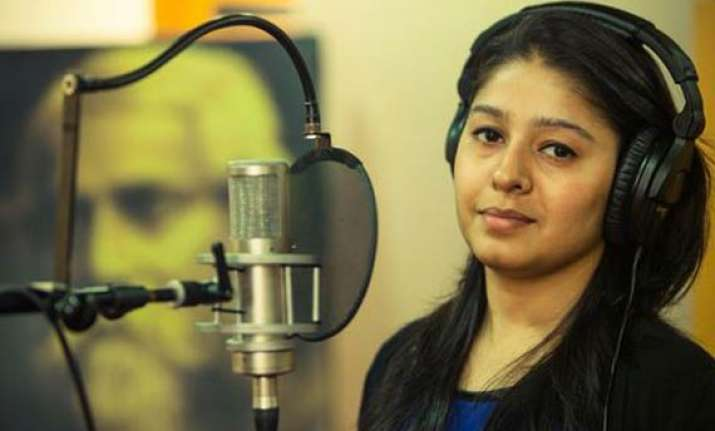 sunidhi chauhan sings for tv show ek hasina thi