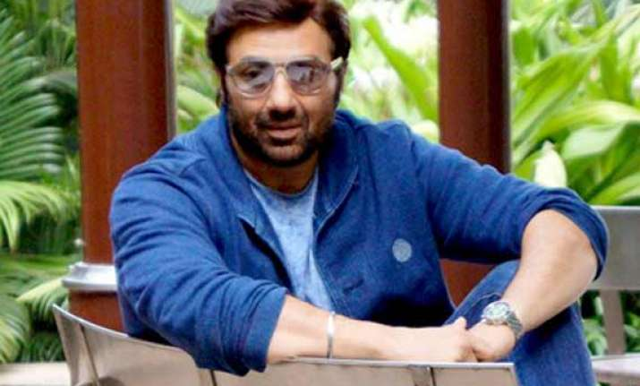 sunny deol enjoyed playing his haryanvi character in