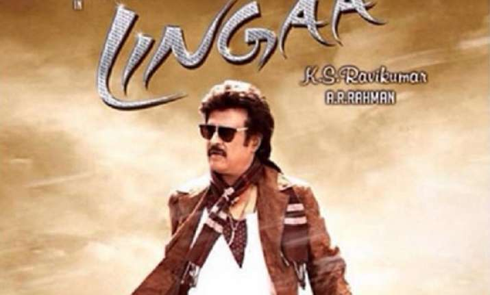superstar rajinikanth s lingaa first poster is here view