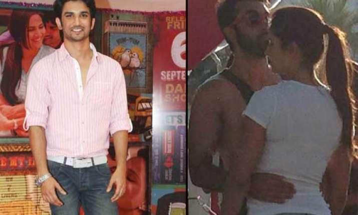 sushant singh rajput supports katrina ranbir s relationship