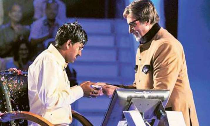 sushil kumar yet to receive rs 5 cr big b says cheque ready