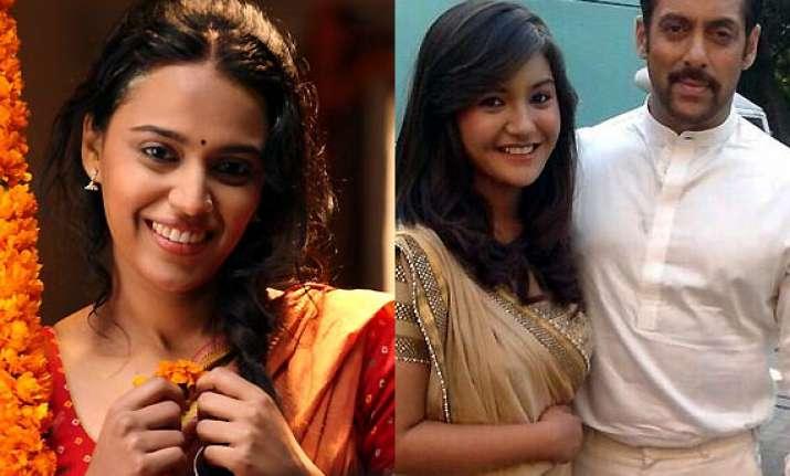 swara bhaskar happy to do a family drama prem ratan dhan