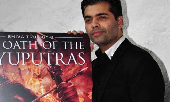 the immortals of meluha will be game changer for us karan