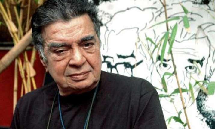 theatre guru satyadev dubey passes away