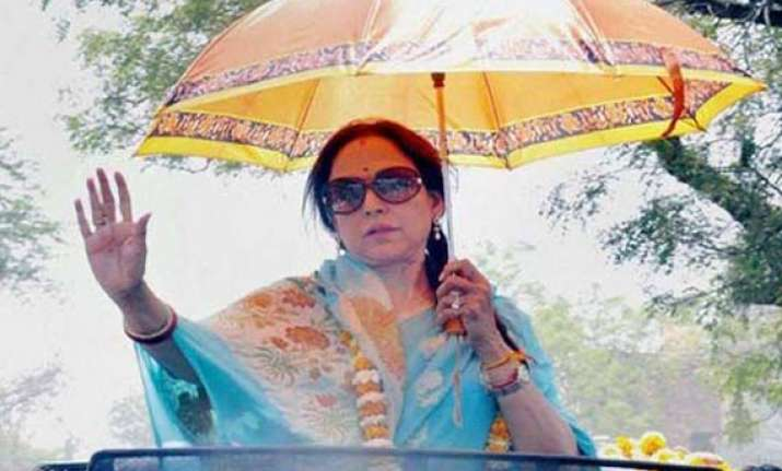 threes firs launched against hema malini for violating
