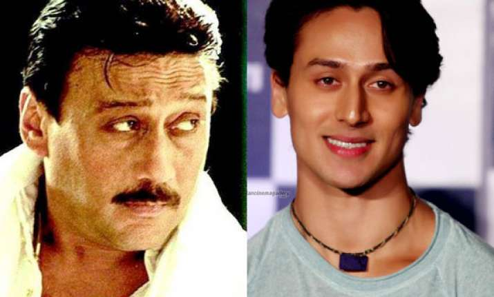 tiger shroff feels sorry for father jackie