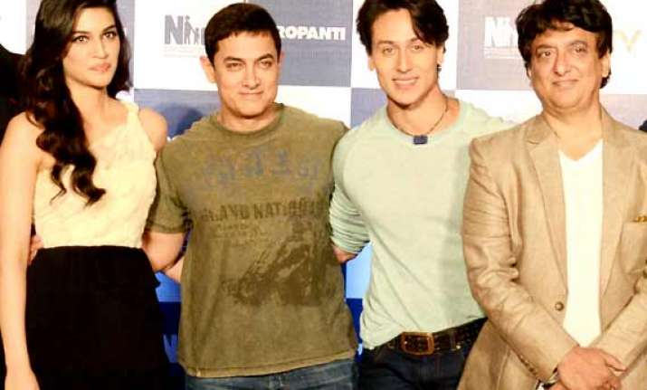 tiger shroff has a lot of potential feel proud to present