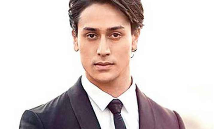 tiger shroff the expectation is twice because my father had