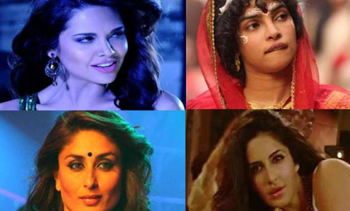 top female firecrackers of bollywood