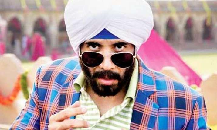 tusshar plays a sardar in chaar din ki chandni