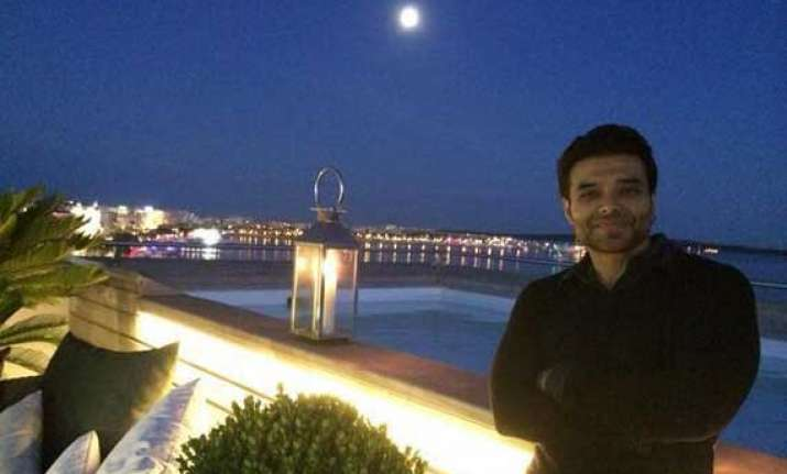 uday chopra does cannes thing