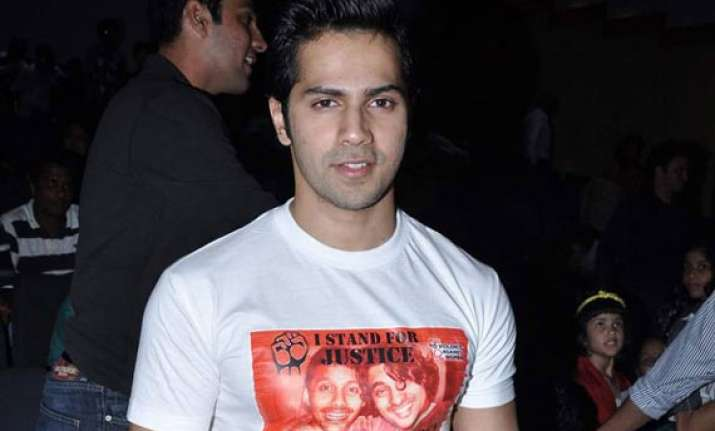 varun dhawan to play a 60 year old man in sriram raghavan s