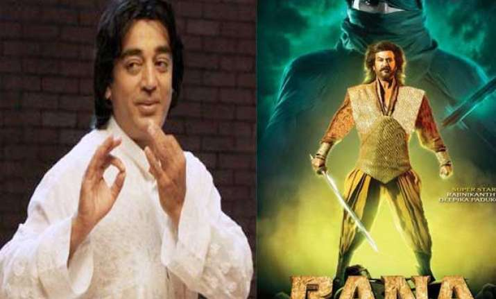 very costly to co star with rajinikanth again kamal haasan