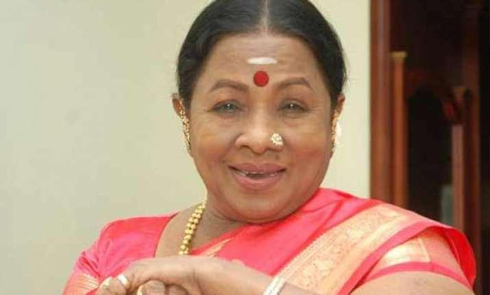 veteran tamil actress manorama hospitalised