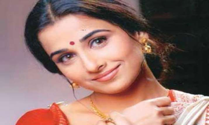 vidya regrets she missed working with rituparno