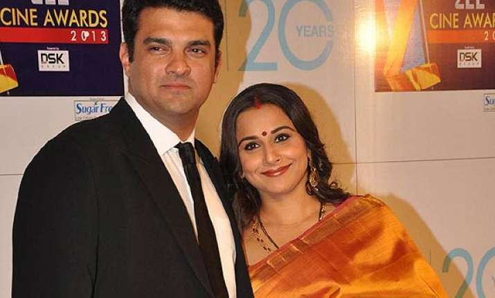 vidya balan slams marital problem reports says happy with