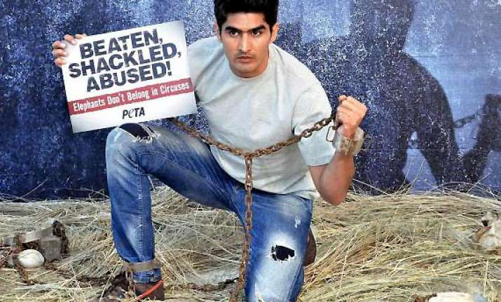 vijender singh asks nation to boycott animal circuses in