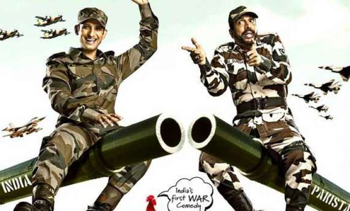 war chhod na yaar movie review this war is fun