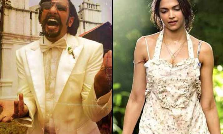 was deepika padukone the reason behind ranveer singh s free
