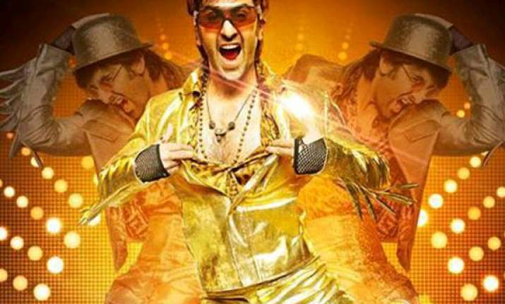 watch besharam ranbir kapoor s moves in film s title track