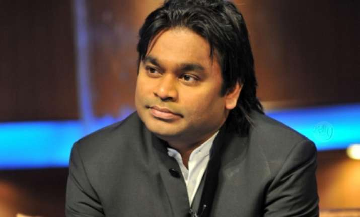 we do not have pure rockstars in india a r rahman