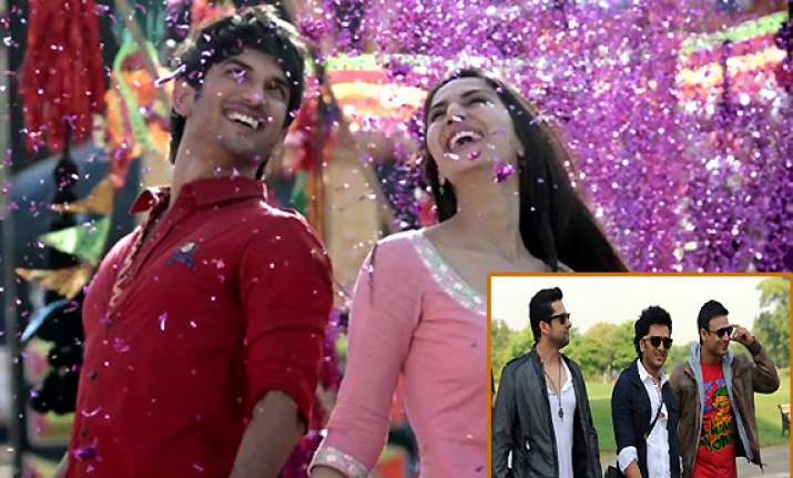 why shuddh desi romance was shifted to sep 6