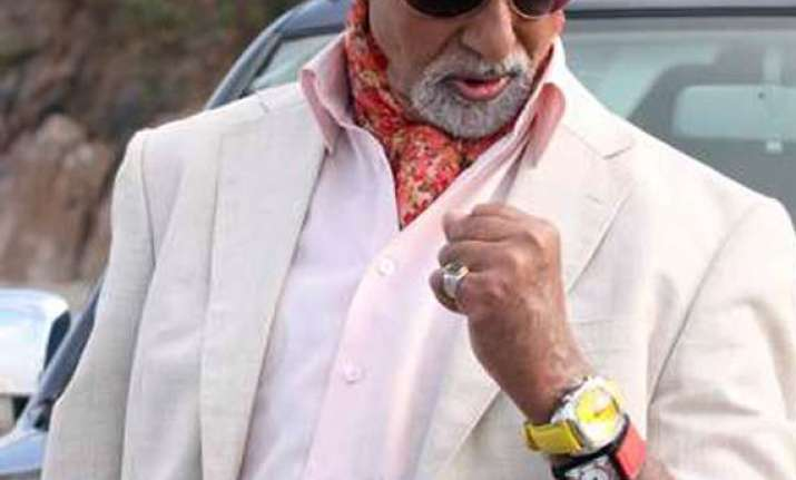 why the bachchans wear 2 watches