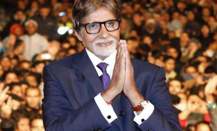 why is amitabh bachchan upset