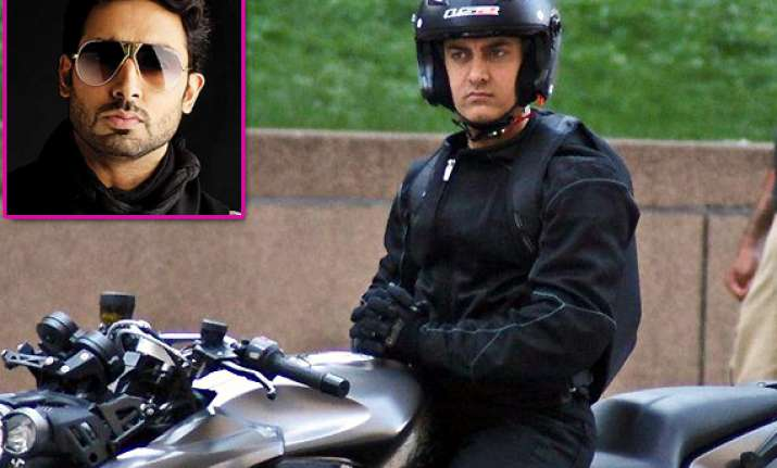 will try to convince aamir to play good guy in dhoom 4 abhi