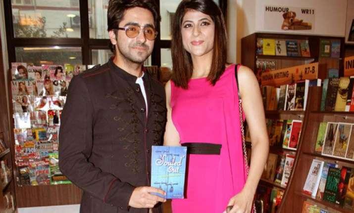 will ayushmann work with wife