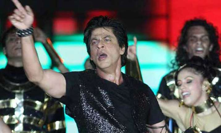 would like son abram to be untouched by the world shah rukh