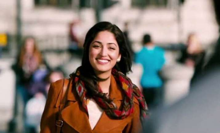 yami gautam is closer to her total siyapaa character see