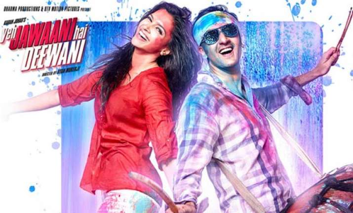 yeh jawaani... to break 10 year jinx for bollywood in israel