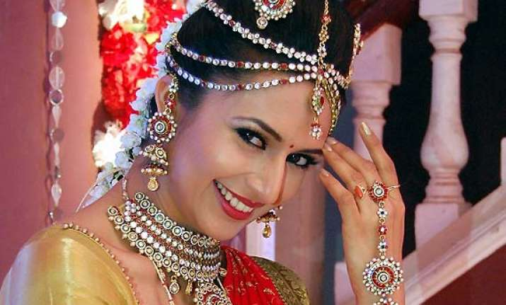culturally mixed wedding in yeh hai mohabbatein