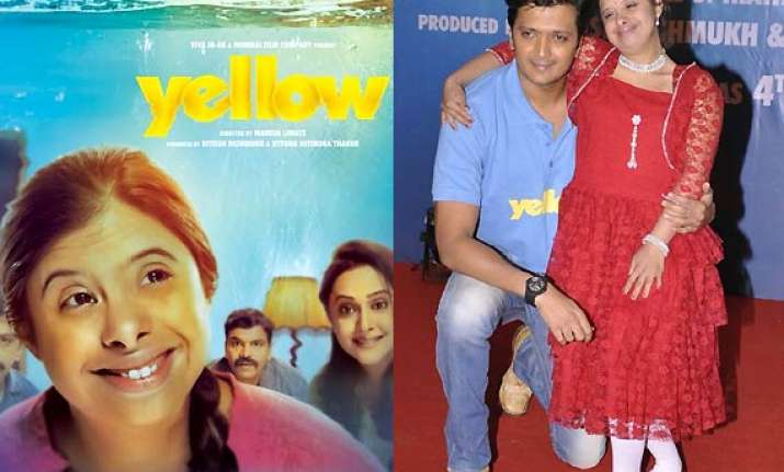 61st national awards b town cheers for riteish as yellow