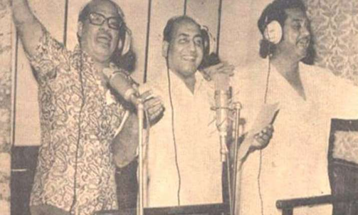 you listen to my songs i listen only to manna dey s songs