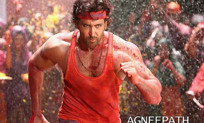 agneepath to carry trailers of 5 movies