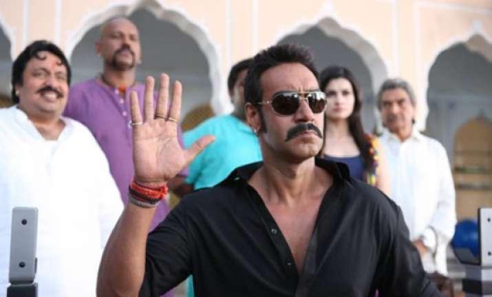 bol bachchan rights ajay denies cheating distributor