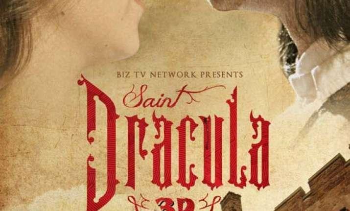 saint dracula 3d to screen at jaipur film fest