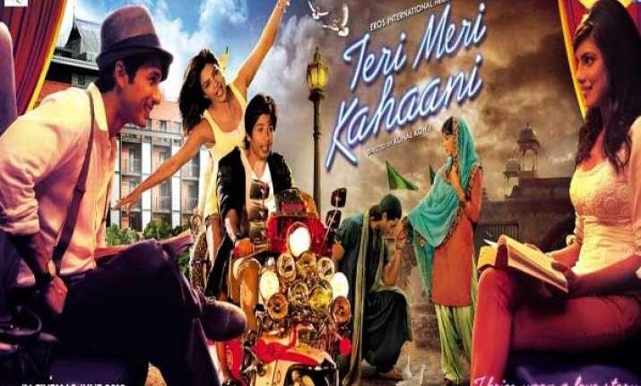 teri meri kahani to have authentic sets of three time eras