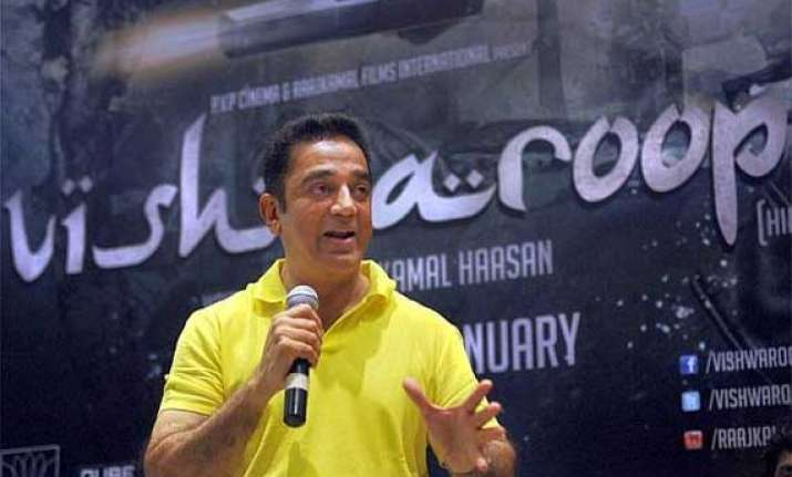 vishwaroop gets peaceful release opens to average response