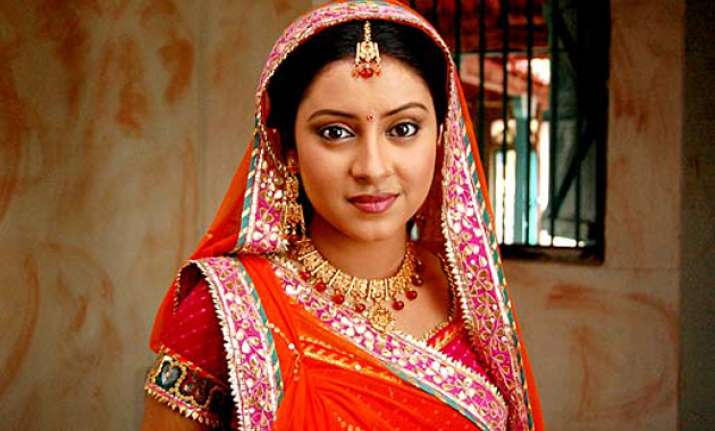 never thought of acting as a career says anandi